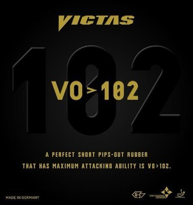 Victas VO > 102 / 维克多 VO>102 生膠