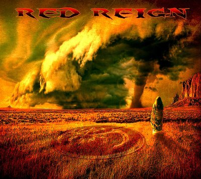 Red Reign CD