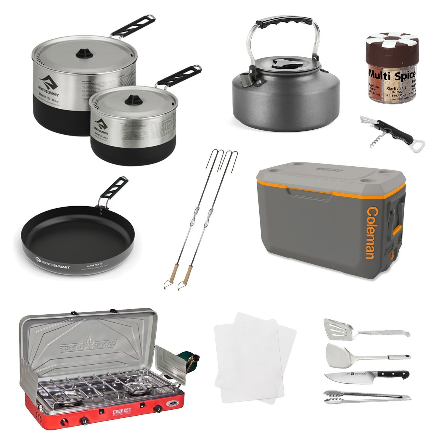 Camp Kitchen Package | Basic