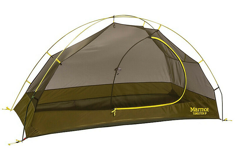 1P Backpacking Tent - Marmot or Similar