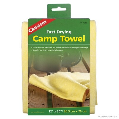 Coghlan's Fast Drying Camp Towel