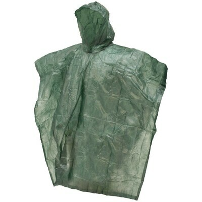 Froggtoggs Adult Emergency Poncho