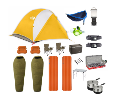 2Person | Expedition Package