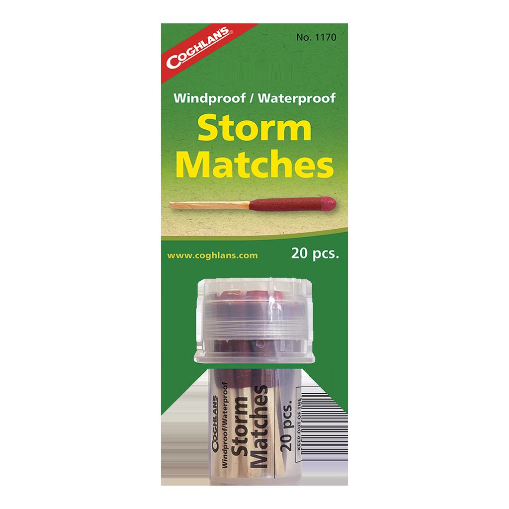 Coghlan's Storm Matches