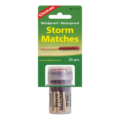 Coghlan's Storm Matches