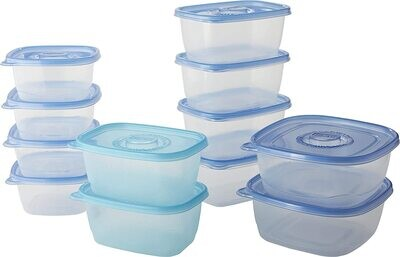 3-Pack Food Storage Containers