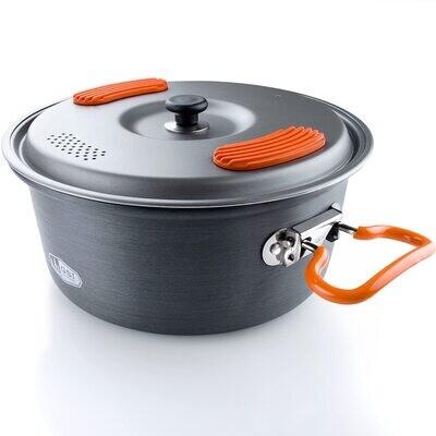 Camp Cooking Pot - Large Sauce Pan