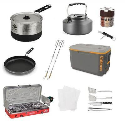 Camp Kitchen Package   Basic