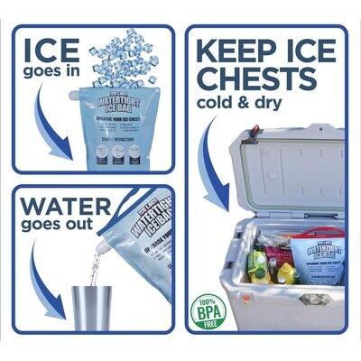 Ice Lock - Reusable Watertight Ice Bag - Buy New