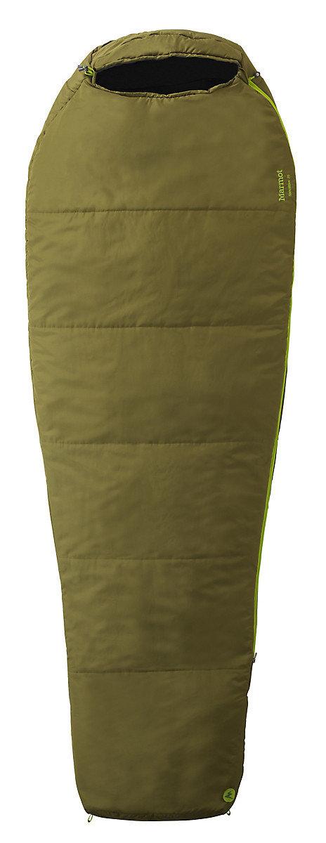 Summer | 32° and higher - Marmot sleeping bag