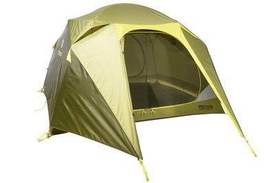 4P Camping Tent - Marmot or similar