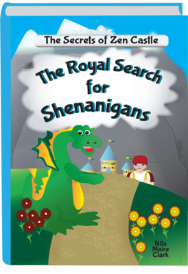 The Royal Search for Shenanigans, Paperback