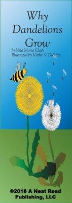 Why Dandelions Grow Bookmark