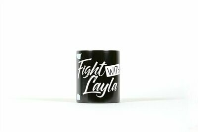 Fight with Layla | Coffee Mug