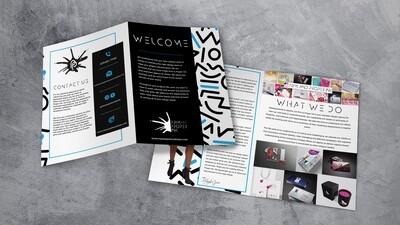 Brochures - 8-1/2 x 11