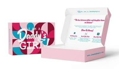 I Am A Daddy's Girl!™ Special Edition Gift Box