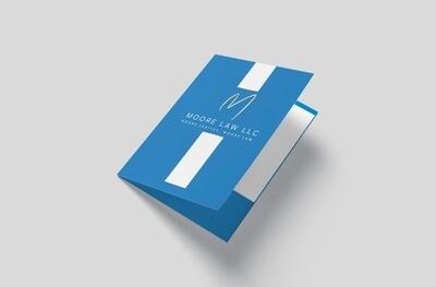 9x12 Standard Folder with Pockets