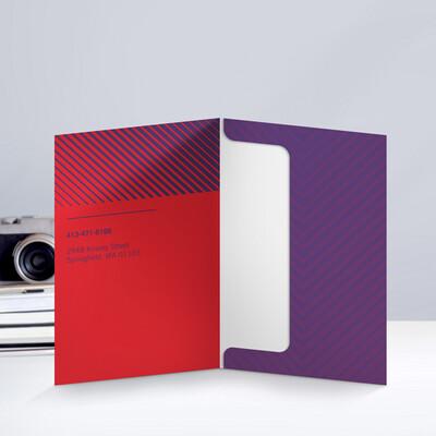 6x9 Sample Kit Pocket Folder