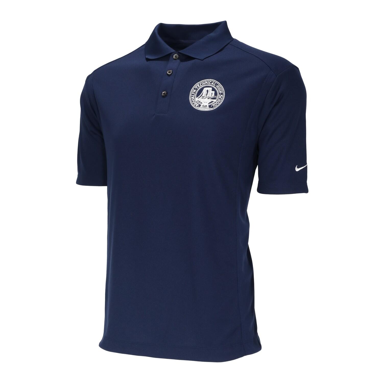 Golf Shirt - Nike brand - Navy Blue