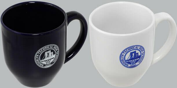 Bistro Coffee Mug - set of 4