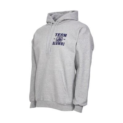 Hooded Sweatshirt - Alumni Imprint
