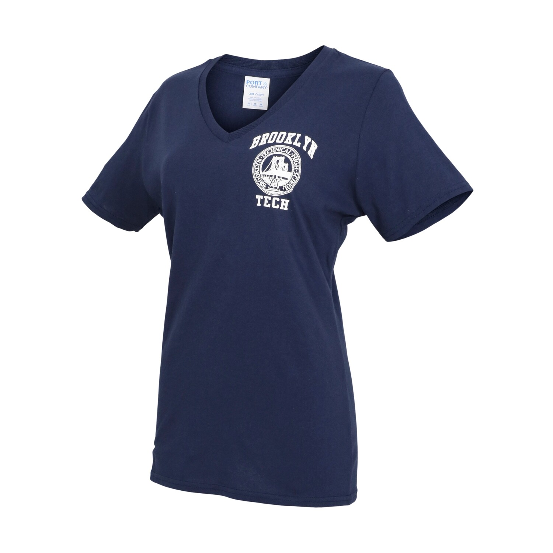 Women's Short Sleeve T-shirt - Navy