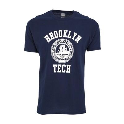 Short Sleeve T-shirt - Navy