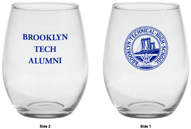 Techtail Toast Glass - LIMITED EDITION