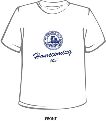 Homecoming 2021 Short Sleeve T-shirt - LIMITED EDITION