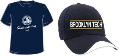 Homecoming 2021 Bundle A - T-shirt and Baseball Cap