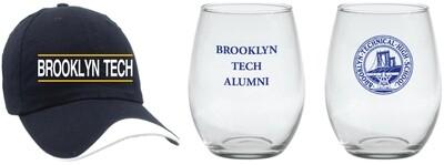 Homecoming 2021 Bundle C - Toast Glass and Baseball Cap