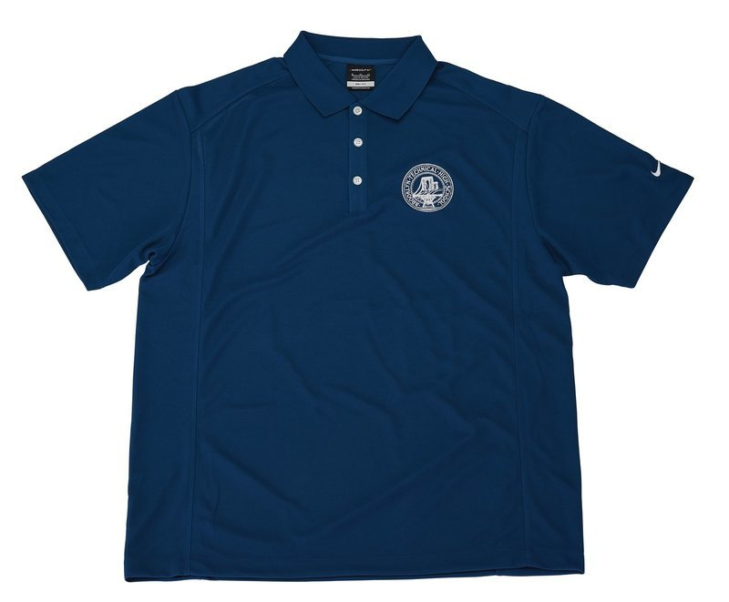 Golf Shirt - Nike brand - French Blue