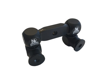 Rugged Patriot Dual Bar Multi Axis Mount