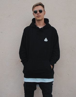 Subsurface All Black Hoodie