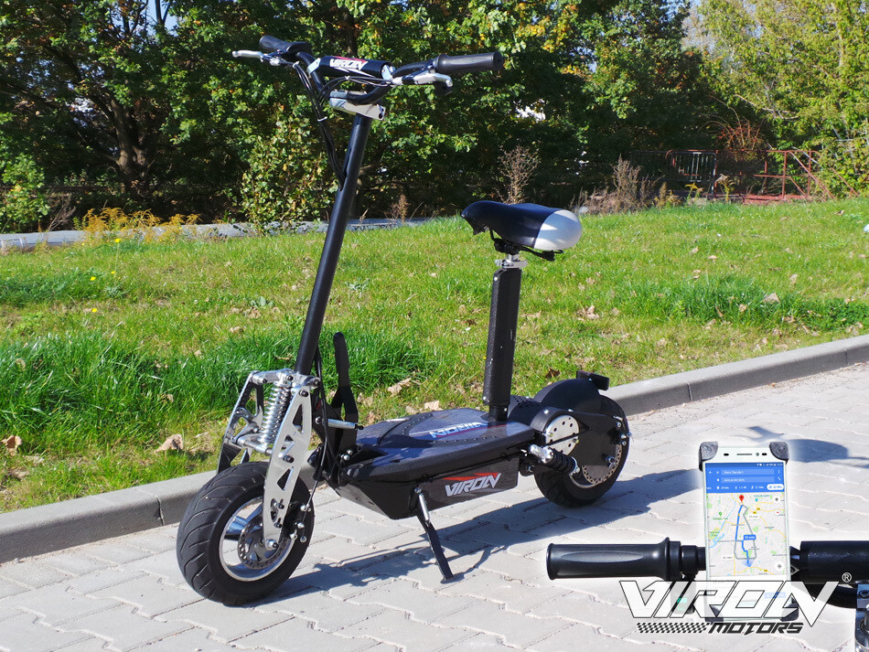 Trottinette  Electrique CROSS 800W - VIRON MOTORS