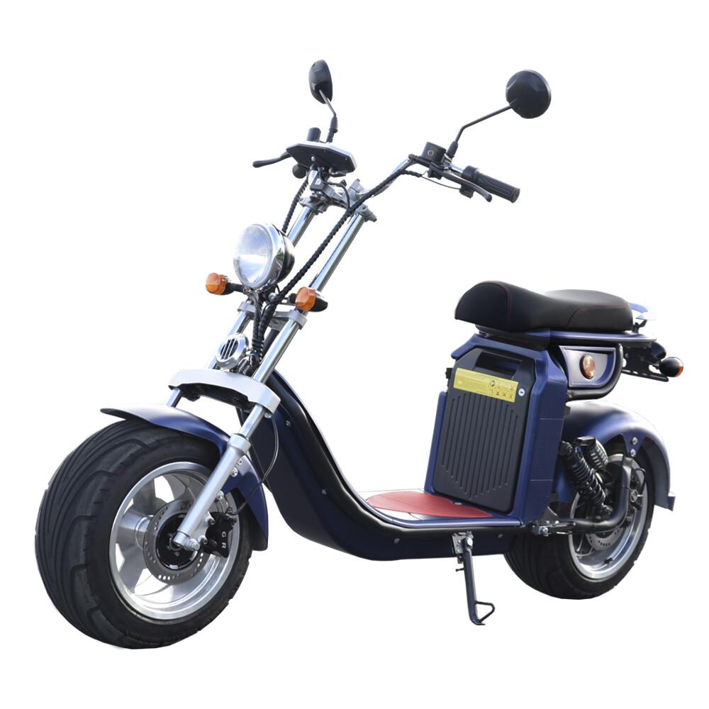 Scooter électrique City Coco Nasty 4000W - Homologué route