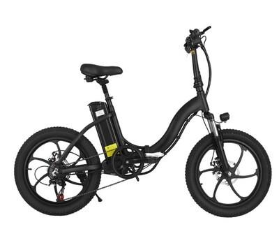 Vélo électrique Pliable Curveo - Roues tout terrain