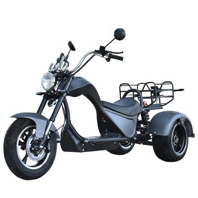 Scooter électrique City Coco TRIPLE XXX 4000W - Homologué route