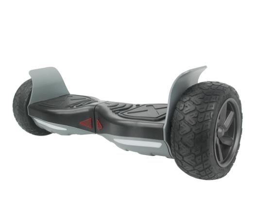 Hoverboard tout terrain Hummer - 1000W + APP + Bluetooth - NOIR