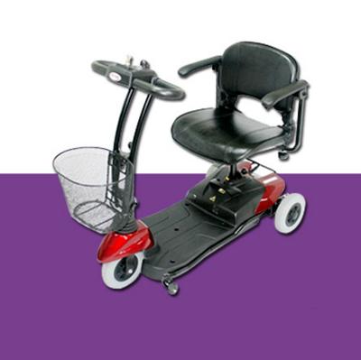Scooter Electrique Compact
