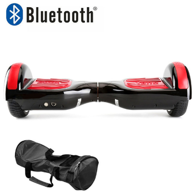 Hoverboard Classic Bluetooth - NOIR & ROUGE