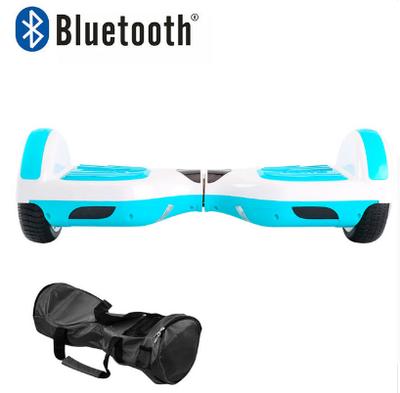 Hoverboard Classic Bluetooth - BLANC & BLEU