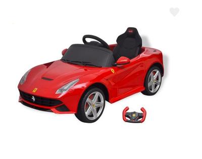 Voiture de course Ferrari F12 Rouge avec télécommande