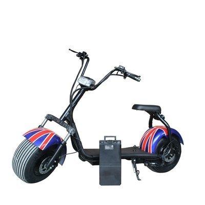 Scooter Électrique City Coco London