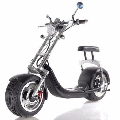 Scooter Électrique City Coco Harley Homologué Route EEC / COC