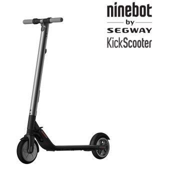 Trottinette électrique Ninebot By Segway KickScooter ES2 Gris