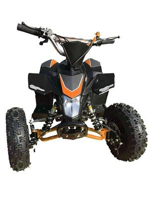 Quad Enfant Python Deluxe 49cc Orange