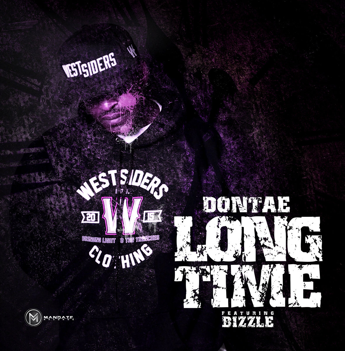 Dontae - Long Time (Physical Copy)