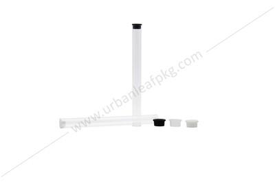 Clear Vape Pen / Preroll Tubes