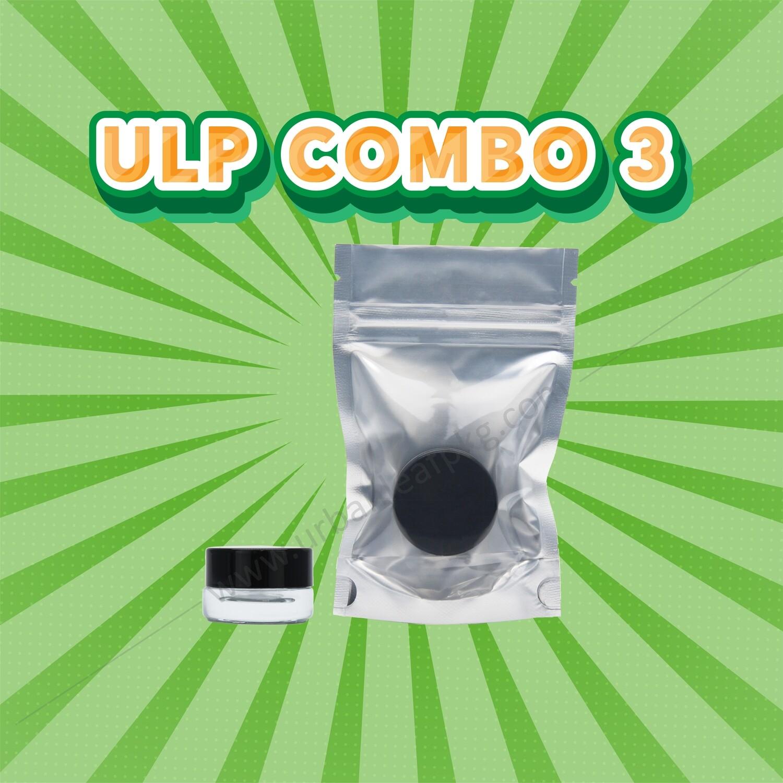 ULP Combo 3 (1/8oz Bag & 3ml Twist Jar)